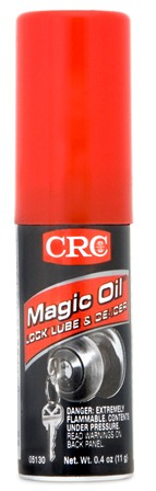 0.6OZ MAGIC OIL STOP LUBE