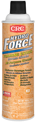 18OZ HYDROFORCE  CITRUS M/P FOAMING CLEANER
