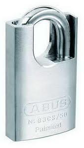 83CSRK/50 ABUS ALLOY STEEL PADLOCK