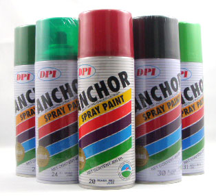 400ML ANCHOR AEROSOL SPRAY PAINT-SP (GLO-MARK 1088)