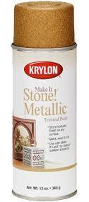 12 oz Make It Stone-Metallic-Gold