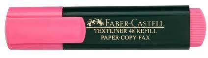FABER CASTELL TEXTLINER-PINK