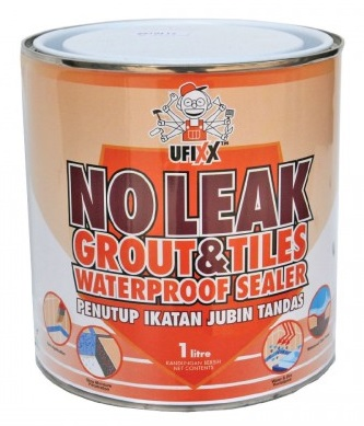 1.0L NO LEAK GROUT & TILES WATERPROOF SEALER