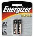 E92 BP2 AAA*2PCS ENERGIZER BATTERY
