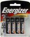 E91 BP4 AA*4PCS ENERGIZER BATTERY